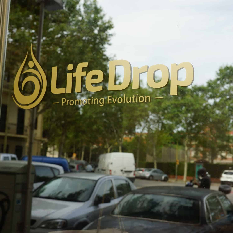 Life Drop - Promoting Evolution