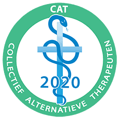 Logo association for healthcare professionals named CAT Collectief